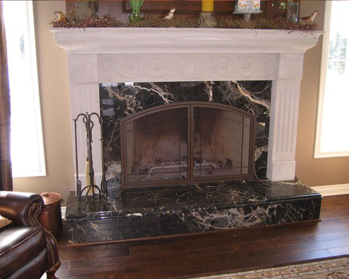 Fireplace Surround - Stone Specialists
