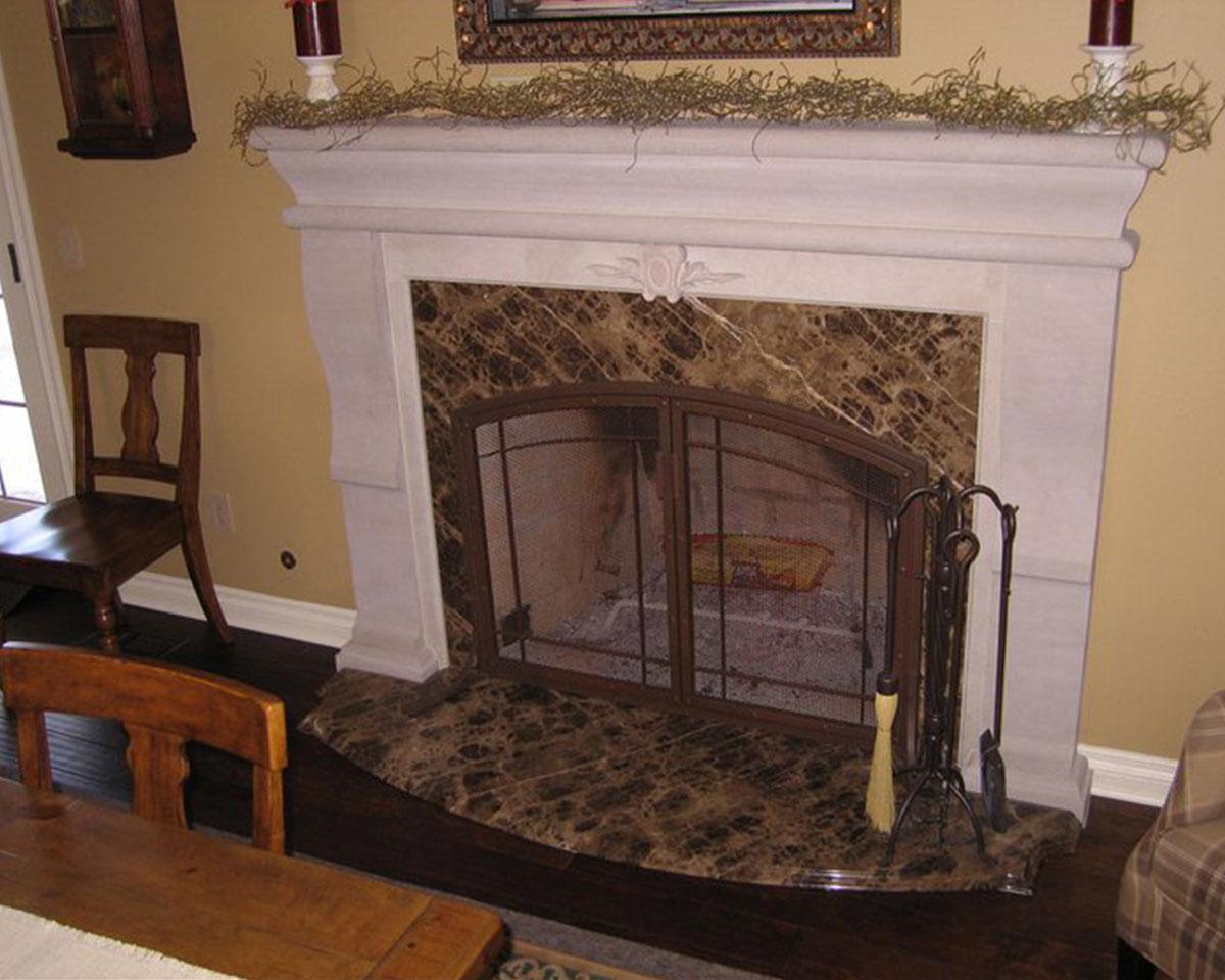 Fireplace Surround - Stone Specialists