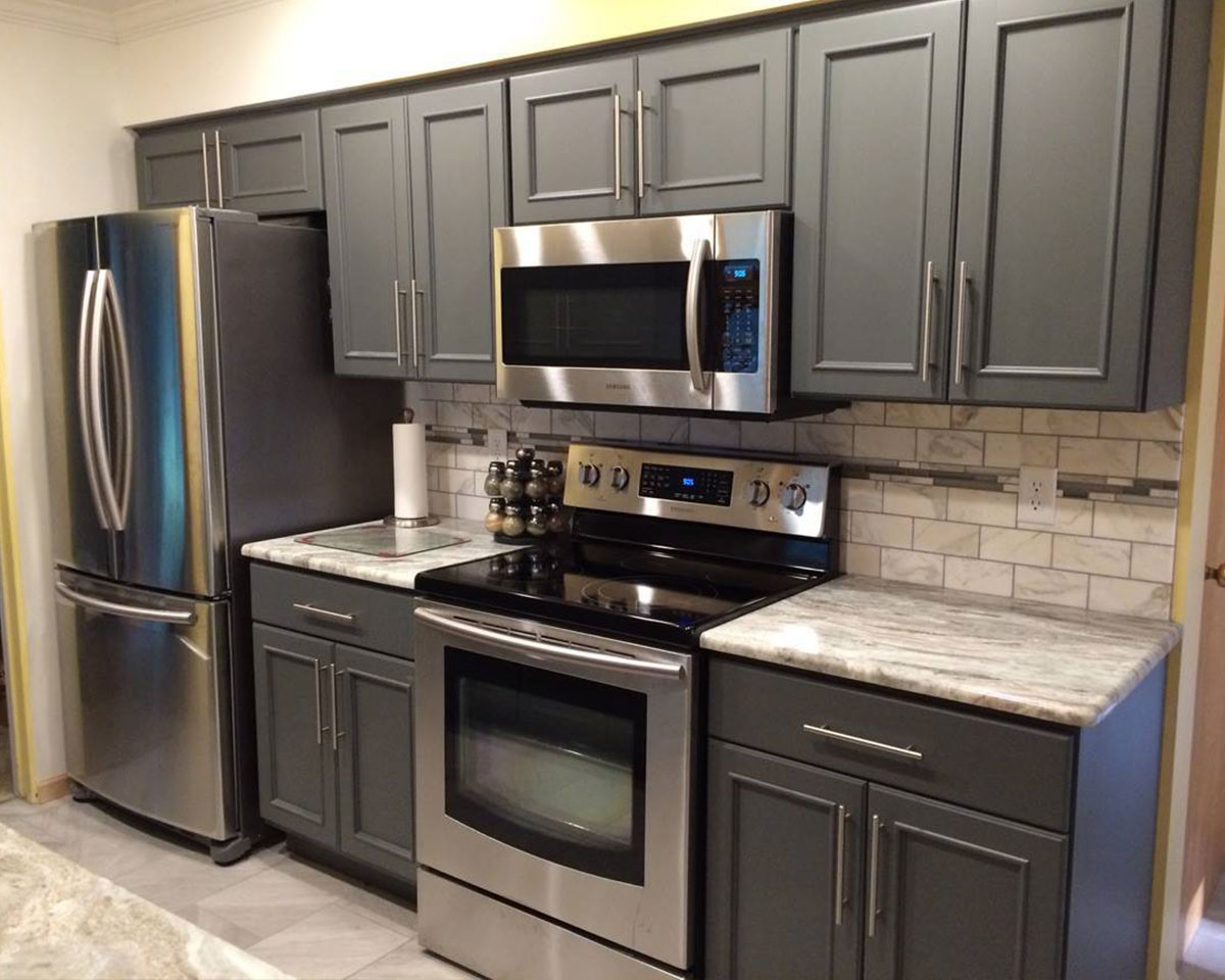 Kitchens - Stone Specialists