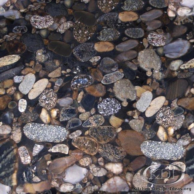 Marinace black granite