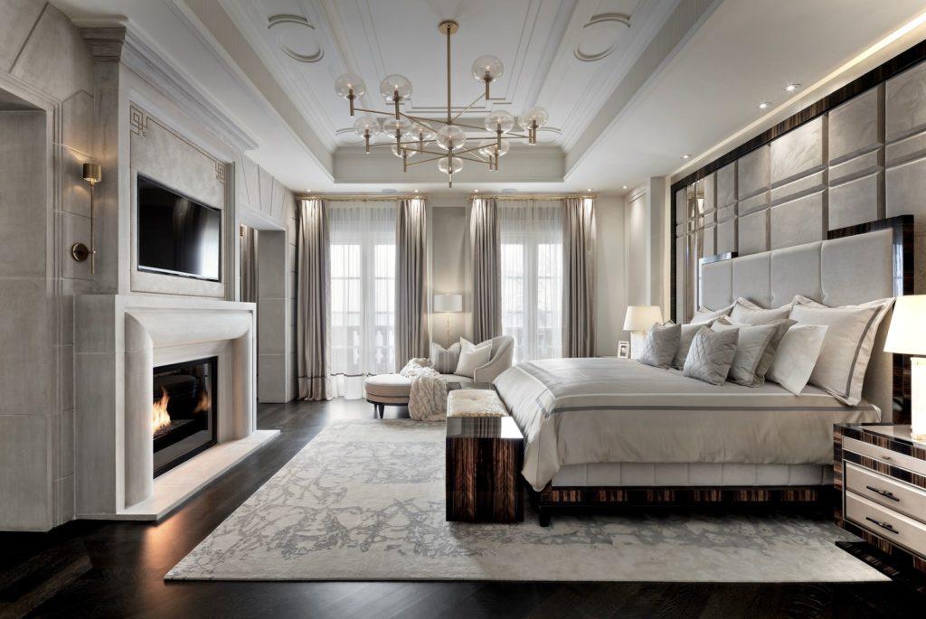 Modern luxurious house in Toronto