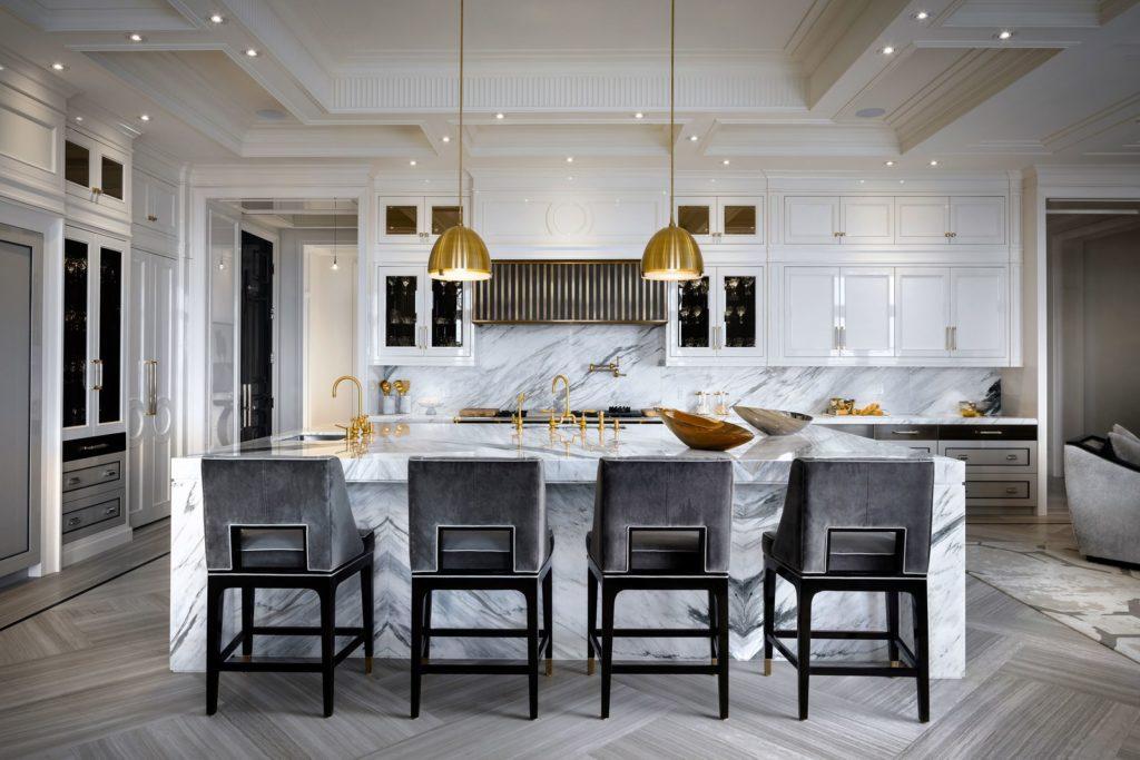 Luxurious house in Toronto