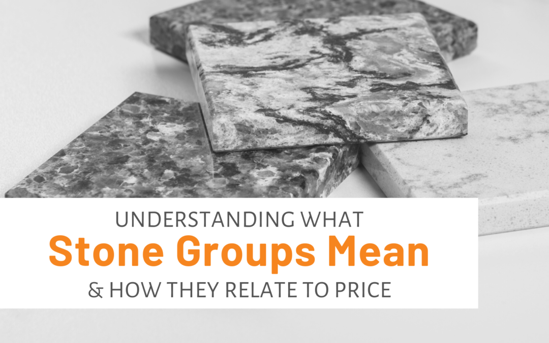 Understanding What Stone Groups Mean & How They Relate To Price